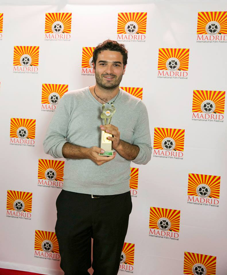 The Madrid IFF '14 Award