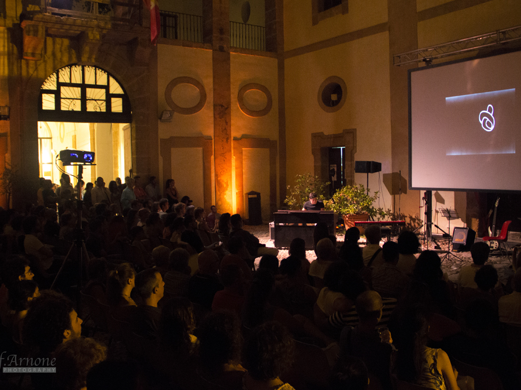 Animaphix 2015 - soundtrack live performance - Bagheria, Sicily