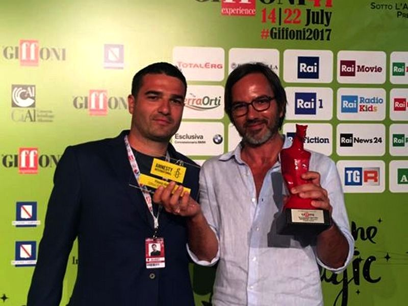 Confino by Nico Bonomolo best animated short film at Giffoni Experience 2017