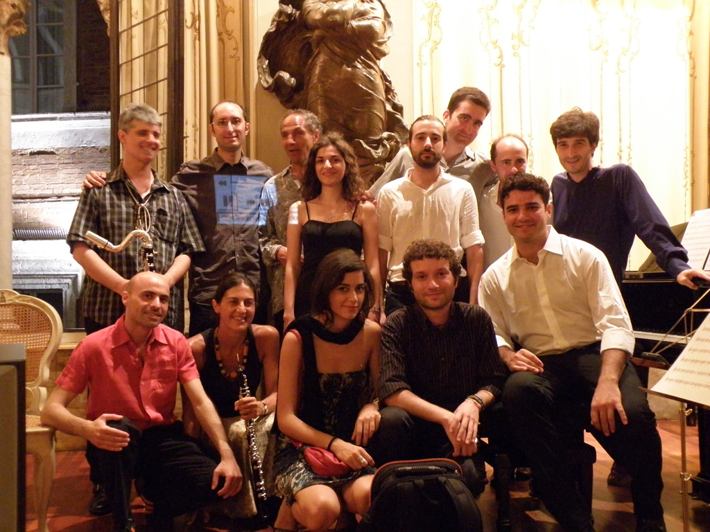 Soundtracks' Master Class - Chigiana Accademy of Siena 2010 (M° Luis Bacalov)
