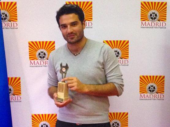 Award shot