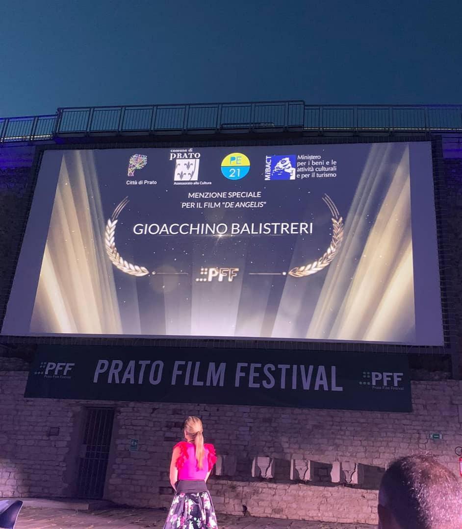 Special Mention at Prato Film Festival 2021